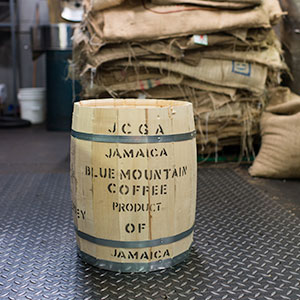 Jamaican Blue Mountain Barrel