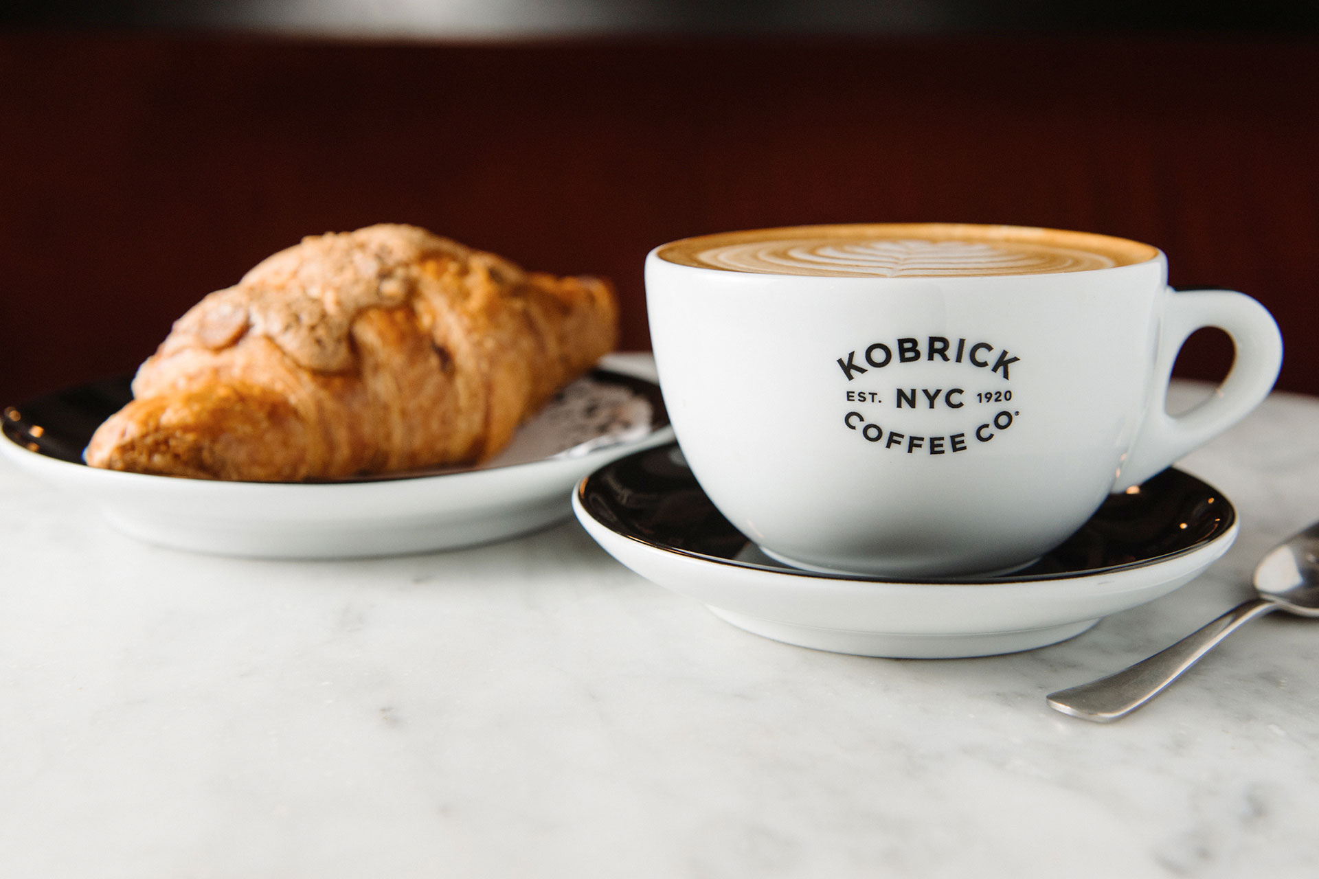 Kobrick Coffee 24 Ninth Ave NYC